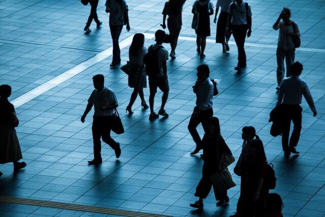 20代の転職活動をするイメージ画像