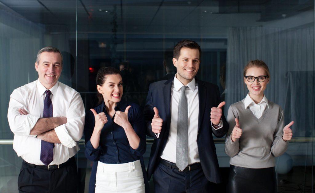上場企業のイメージ画像