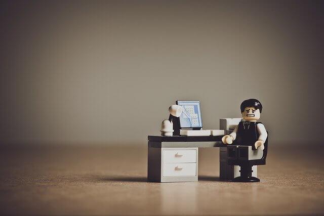 仕事の効率を上げるためのイメージ画像